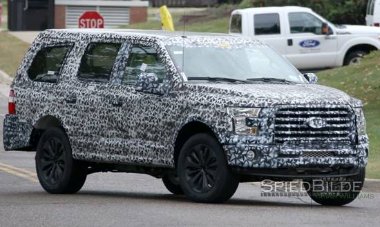 2018 Ford Expedition Redesign and Changes