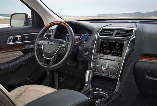 2019 Ford Explorer Redesign | Ford Redesigns.com