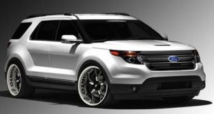 2019 Ford Explorer Redesign