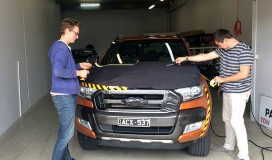 2018 Ford Ranger Wildtrak