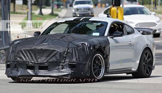 2018 Mustang Bullitt Concept