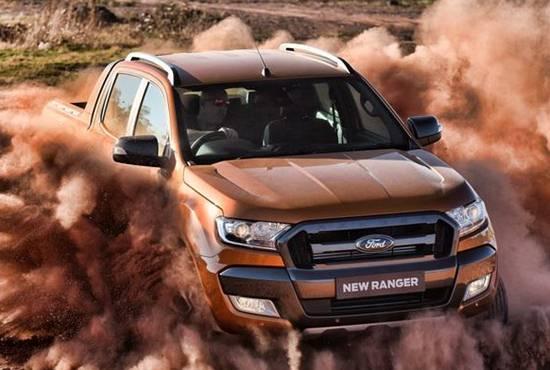 2019 Ford Ranger Raptor Diesel USA