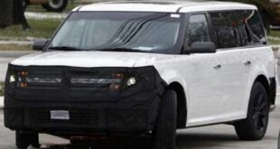 2018 Ford Flex Redesign and Changes