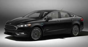 2018 Ford Fusion Energi Hybrid Redesign