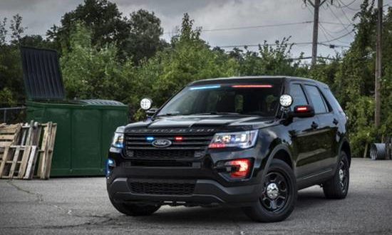 2018 Ford Police Interceptor SUVs and Sedans | Ford Redesigns.com