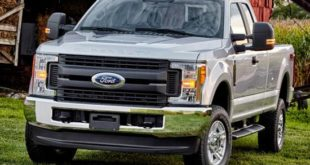 2018 Ford Super Duty Specs