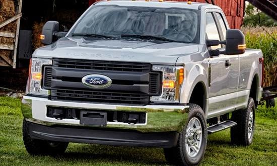 F150 Diesel Release Date >> 2018 Ford Super Duty Redesign and Changes | Ford Redesigns.com