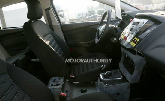 2019 Ford Focus Interior