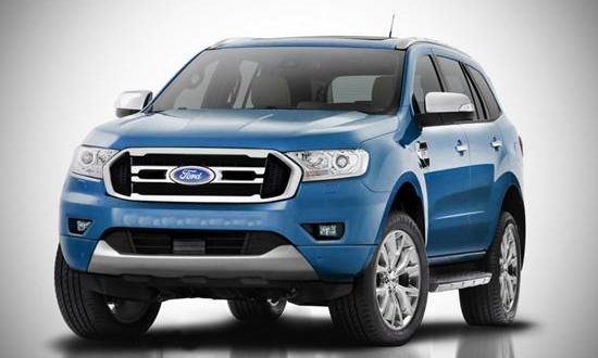 2018 Ford Endeavour Facelift Review | Ford Redesigns.com