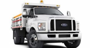 2018 Ford F650 and F750 Super Truck