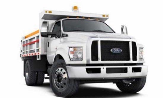 2018 Ford F650 and F750 Super Truck | Ford Redesigns.com