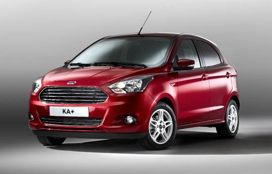 2018 Ford KA+ Reviews
