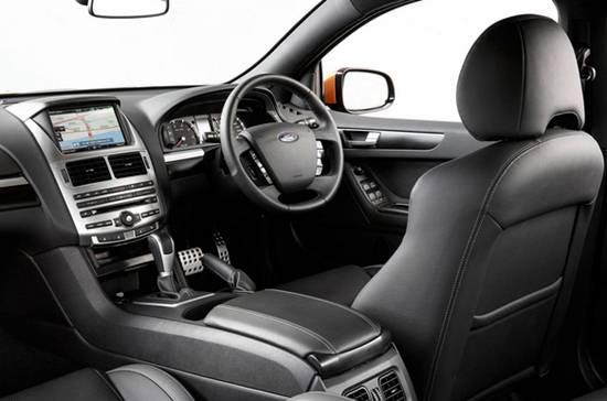 2019 Ford Falcon Interior
