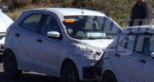 2019 Ford KA Facelift