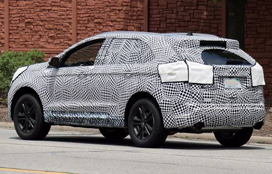 2021 Ford Edge Photos