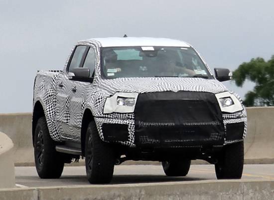 2022 Ford Ranger Raptor