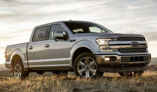 Ford F150 Images