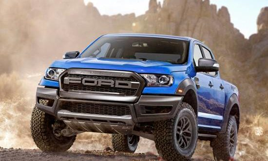 ford ranger raptor concept revealed ford redesignscom