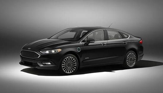 2018 Ford Fusion Energy