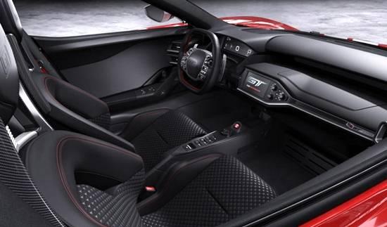 2018 Ford Torino GT Interior