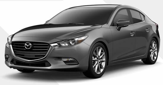 Mazda 3 4-Door Sport