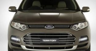 New Ford Territory 2018 Replacement