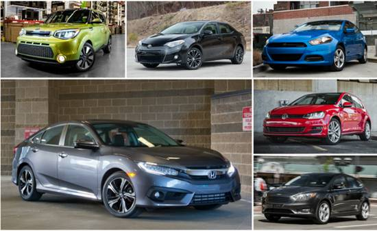 The Cheapest New cars for 2018