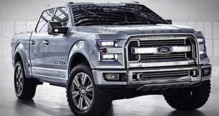 2018 Ford Atlas Concepts Trucks