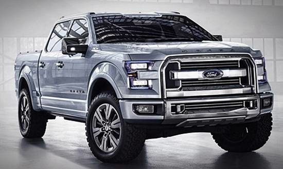 2018 Ford Atlas Concepts Trucks | Ford Redesigns.com