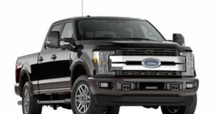 2018 Ford F250 King Ranch Pricing & Features