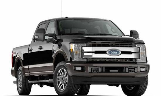 2018 Ford F250 King Ranch Pricing & Features | Ford ...