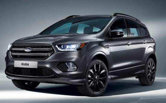 2018 Ford Kuga Facelift South Africa