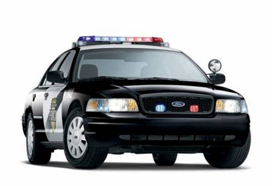 2019 Ford Crown Victoria Police Interceptor