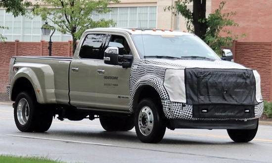 2019 Ford F-250 Reviews and Rating | Ford Redesigns.com