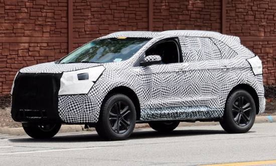 2020 Ford Edge Redesign and Changes