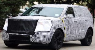 2020 Ford Explorer Redesign and Changes