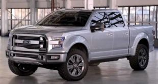 2020 Ford F150 Future Concept Trucks