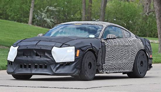 2020 Ford Mustang Cobra Pictures