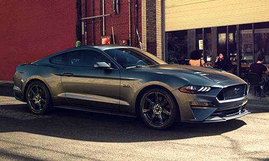 2021 Ford Mustang Shelby Concept