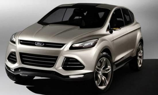 ford escape coming    ford redesignscom