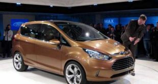 New Ford B-Max 2018