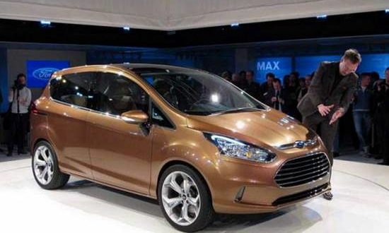 New Ford B-Max 2018 Concept Revealed | Ford Redesigns.com