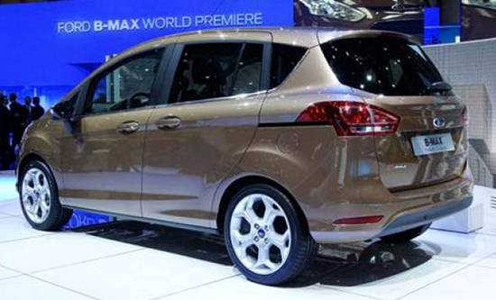 New Ford B-Max 2018 Picture
