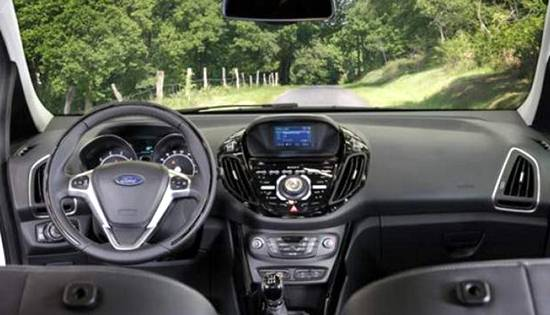 New Ford B-Max 2018 interior