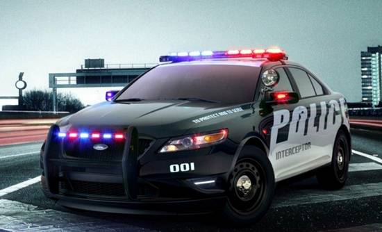 New Ford Crown Victoria