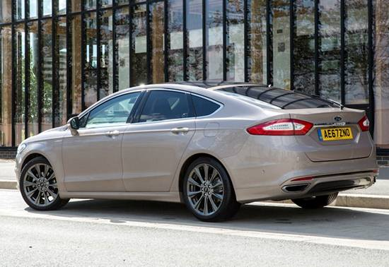 New Ford Mondeo 2018 Pictures