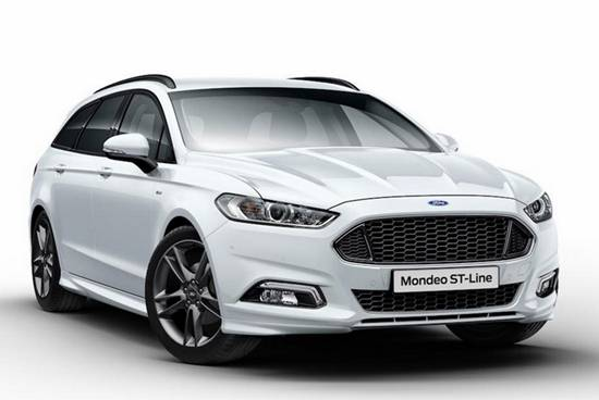 New Ford Mondeo 2018 Reviews