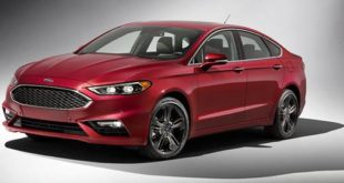 New Ford Mondeo 2019-2020