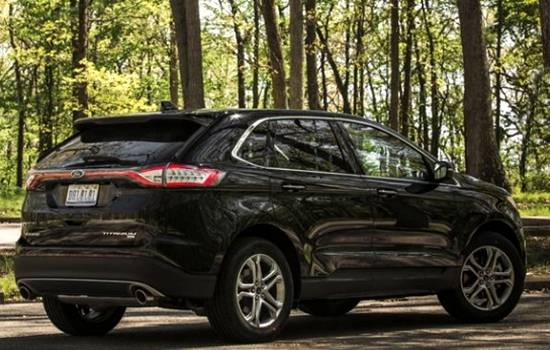2019 Ford Edge Sport Pictures