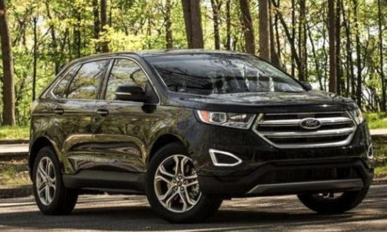 2019 Ford Edge Sport Redesign And Changes Ford Redesigns Com